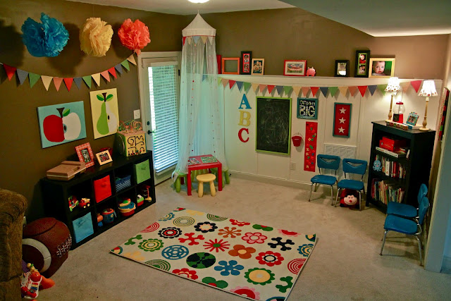 Dream play rooms teaching mama for Kids play rooms